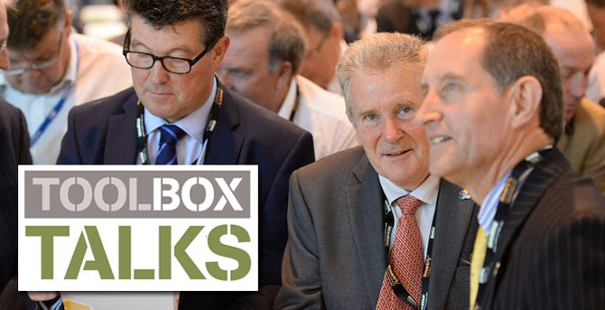 Timber Expo - ToolBox Talks