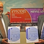 Hat-trick of Encon companies notch up a brace of certifications