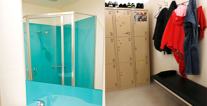 Altro provides first class bathroom solution