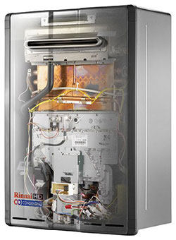 Rinnai offers a 'BMS gateway' to hot water efficiency