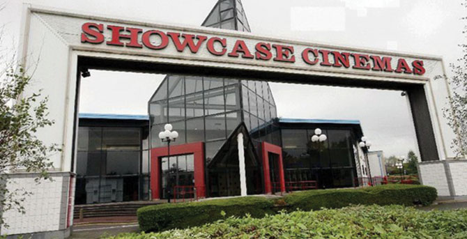 Cinema is the perfect Showcase for direct replacement