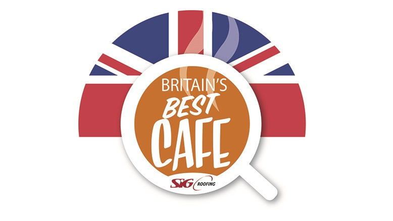 Britain's best cafe