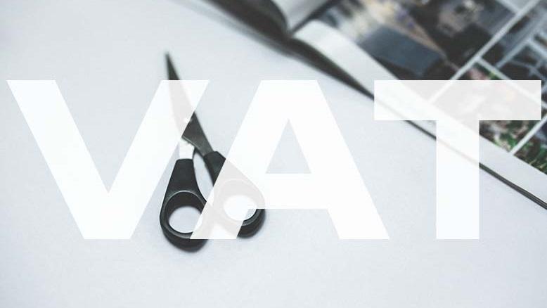 VAT cut